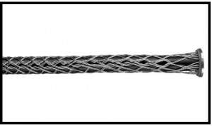 amtec_double_weave_split_mesh_lace_closing_conduit_riser
